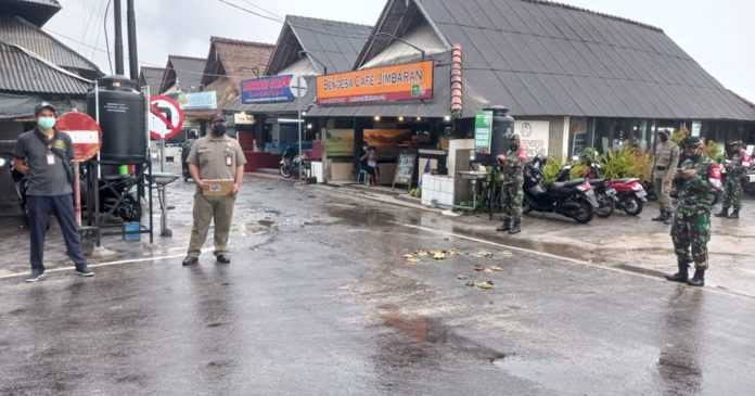 Antisipasi Pelanggaran Prokes, Satpol PP Tempatkan Petugas di DTW