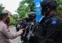 Digelar Saat Pandemi, Kapolda Tak Remehkan Pengamanan BDF