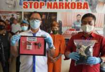 Pandemi Covid-19, Kasus Narkoba  di Bangli Meningkat
