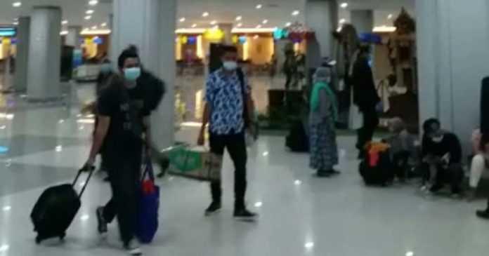Pantau Penerapan Prokes di Bandara, Ini Saran Wakil Rakyat