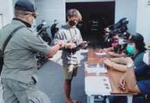 Pemkot Sudah Kantongi Rp 66 Juta dari Denda Pelanggar Prokes