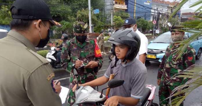Petugas Sayangkan Disiplin Prokes Masih Kurang