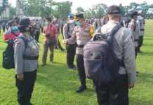 Polres Badung Siapkan Borgol bagi Provokator Tak Taat Prokes
