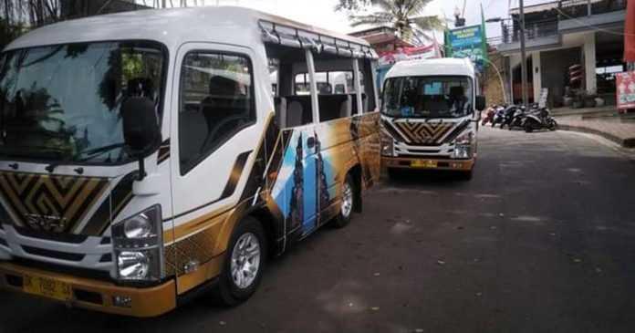 Shuttle Bus Lempuyang Ramai Dibicarakan, Begini Penjelasan Dishub