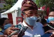 Bali Vaksinasi Perdana, Sejumlah Pejabat Gagal Penuhi Syarat