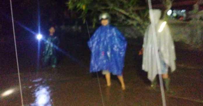 Banjir, Warga di Melaya Tengah Kelod Alami Krisis Air Bersih