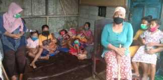 Cegah Klaster Baru, Pengungsi Wajib Patuhi Prokes