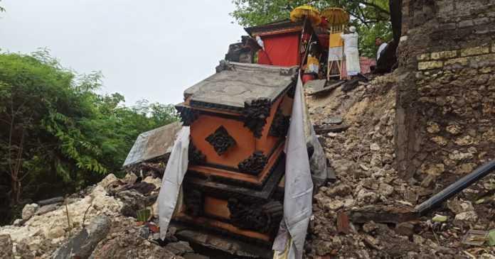 Dinas Terkait di Badung Didesak Petakan Potensi Bencana