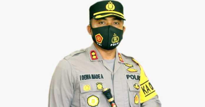 Kapolres Gianyar Bikin Terobosan, Satu Banjar Satu Polisi