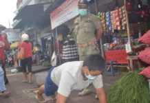 Pasar Tradisional di Klungkung Beroperasi Normal