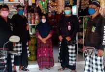 Satgas GR Padangsambian Sasar Toko dan Warung