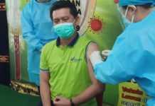 Sejumlah Pejabat di Klungkung Tunda Vaksinasi Gara-gara Ini