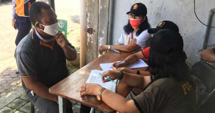 Di Denpasar, Disiplin Prokes Warga Diklaim Meningkat