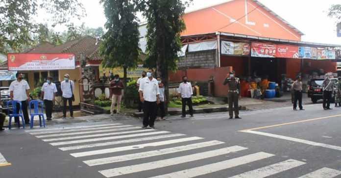 Lima Banjar di Subagan Catat Kasus Aktif, Tim Yustisi Masih Fokus Razia