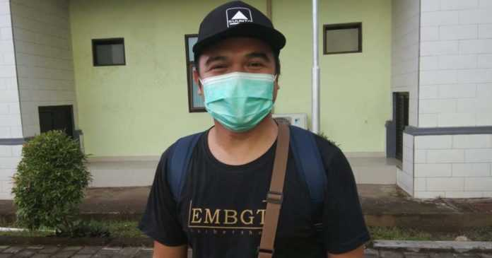 Lima Hari di ICU Karena Covid-19 Berat, Agus Budiarta Lolos dari Maut