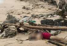 Mayat Perempuan Ditemukan Tergeletak di Pantai Bingin