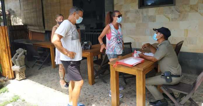 PPKM Mikro di Badung, Pelanggar Prokes Turun Drastis