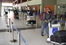 PPKM, Penumpang Bandara Ngurah Rai Turun 90 Persen