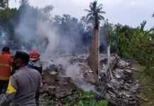 Rumah Ludes Terbakar, Kerugian Ratusan Juta Rupiah