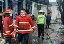 25 Kamar Kos Terbakar, Kerugian Ditaksir Rp 2 M