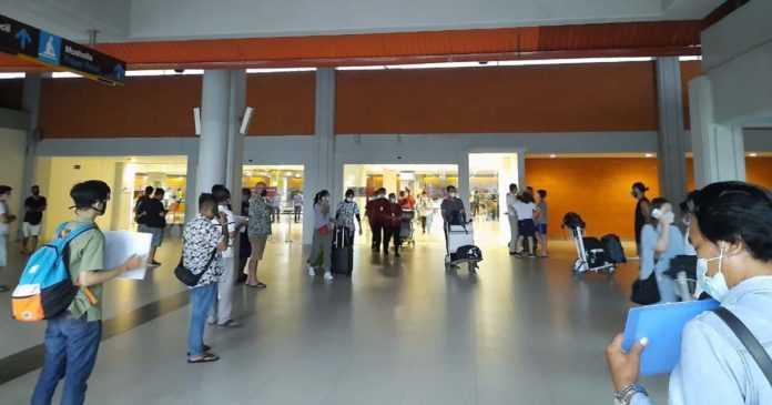 Antisipasi Varian B117, Bandara Ngurah Rai Lakukan Ini