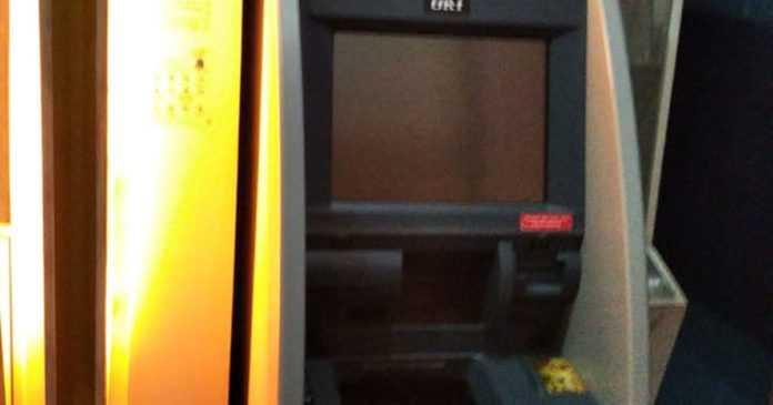 Dua Mesin ATM di Jimbaran Dibobol