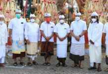 Gubernur Koster Doakan ''Jagat'' dan ''Krama'' Bali Rahayu