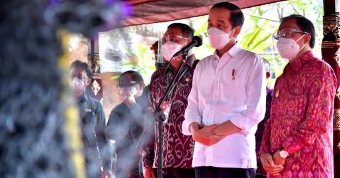Jokowi Ajak Masyarakat Syukuri Kehadiran Vaksin