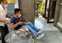 Polsek Gianyar Siapkan Pelayanan Khusus Bagi Disabilitas