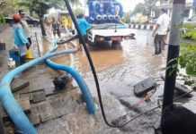 Terkait Banjir di By-pass Jimbaran, PPK Jalan Nasional III Sebut Ini