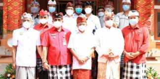 Resmikan Gedung MDA Tabanan dan Buleleng, Gubernur Ingatkan Penanganan Sampah