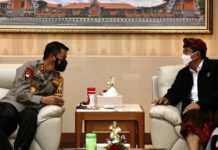 Temuai Kapolda, PHDI Bali Bakal Laporkan Desak Made Dharmawati