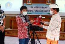 "Kabupaten Minahasa Tenggara ""Berguru"" ke Klungkung"
