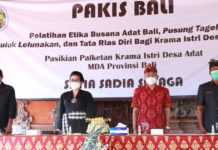 Putri Koster Gencarkan Sosialiasi Etika Payas Bali