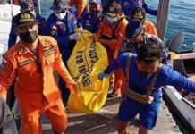 Jenazah Korban Kapal Tenggelam Ditemukan