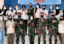 RS TNI AU Sam Ratulangi Persiapkan Kembali Serbuan Vaksinasi