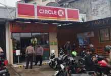 Circle K di Jalan Gatsu Timur Kemalingan