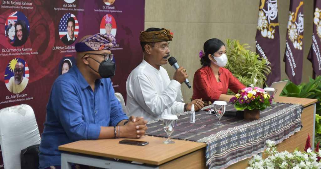 Bali-Bhuwana Waskita ISI Denpasar, Melankolia Global dan Literasi Digital Masa Pandemi